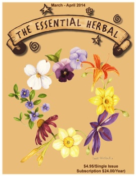 March/April Issue ~ Click Here to Visit Essential Herbal Magazine Website
