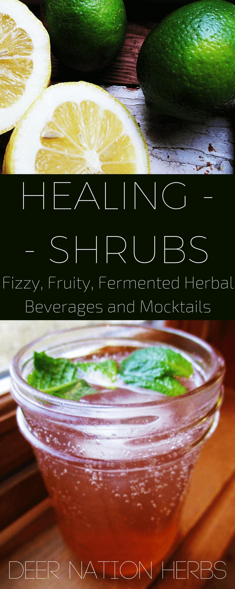 Healing Shrubs